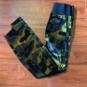 Ultracor Ultra high camo velvet leggings